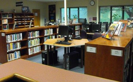 Caswell LRC Caswell County Campus