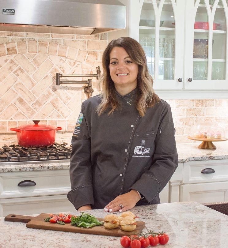 Chef Jillian Whilow