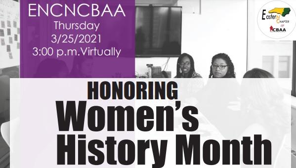 Women's History Event image