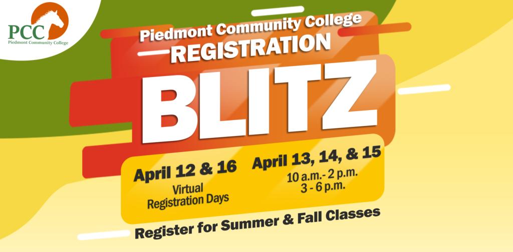 Registration Blitz Ad