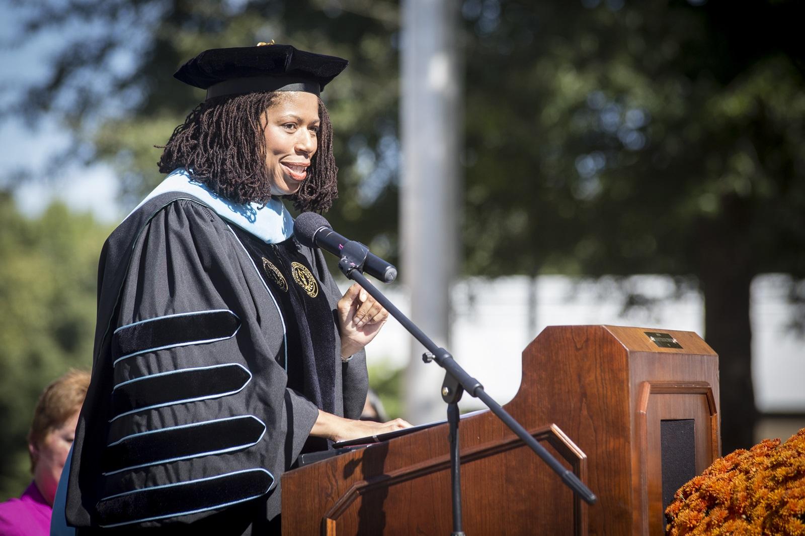 Dr. Pamela G. Senegal