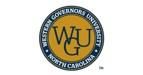 WGU (Western Governors University) of North Carolina Logo